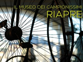 Museo dei Campionissimi -Cycling Museum - Re-opening and events