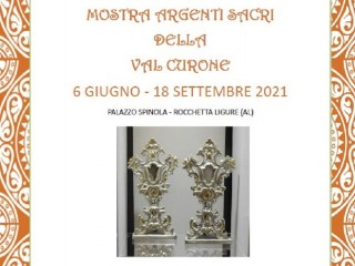 Gli argenti sacri della Val Curone