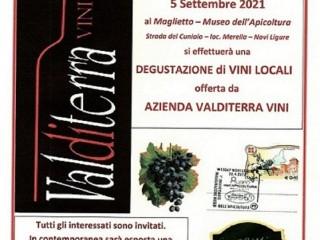 Degustazione di vini al Museo dell'Apicoltura del Maglietto