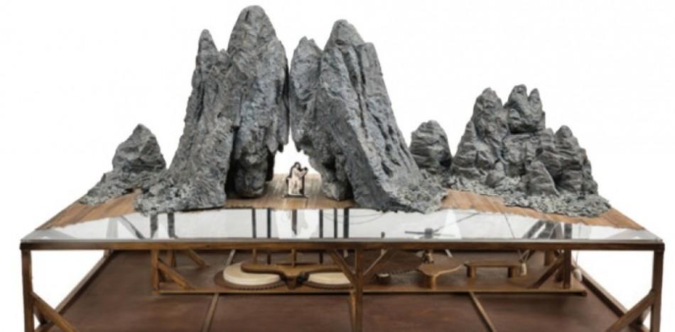 Scenamadre - modèles d'architecture scénique