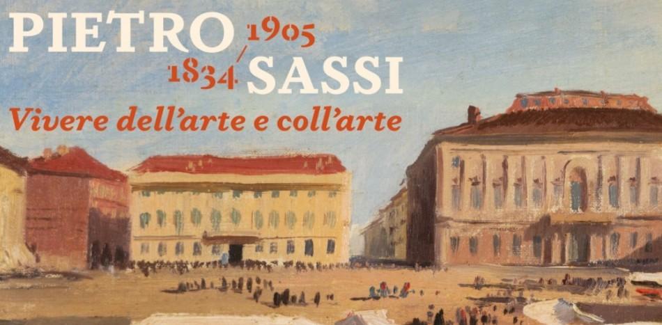 Pietro Sassi - Vivre par l'art et avec l'art