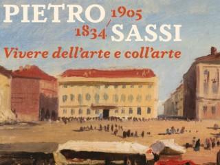 Pietro Sassi - Vivere dell'arte e coll'arte (Living of and with art)