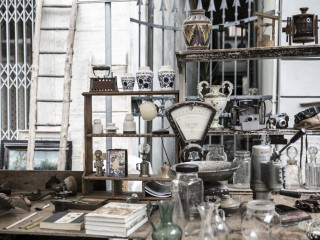 Antiques and Second-hand Market Exhibition