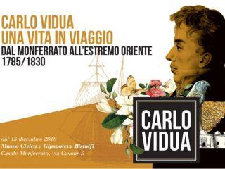 Carlo Vidua. Una vita in viaggio, dal Monferrato all'Estremo Oriente (1785-1830)