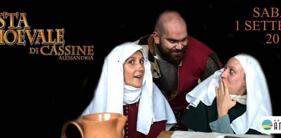 Festa Medioevale di Cassine - Le gesta dei Templari per lo spettacolo della XXVI edizione