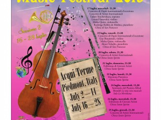FESTIVAL DI MUSICA INTERNAZIONALE INTERHARMONY