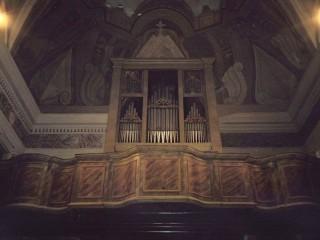 XLI Stagione Internazionale di concerti sugli organi storici