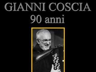 90 YEARS OF GIANNI COSCIA