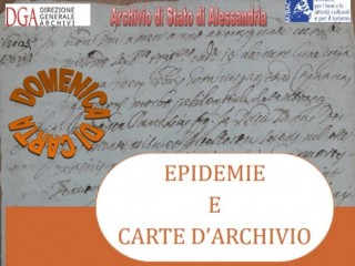 Paper Sunday at the State Archives of Alessandria
