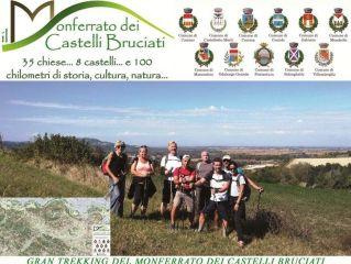 Gran Trekking Monferrato dei Castelli Bruciati