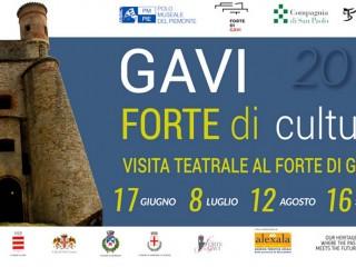 GAVI FORTE DI CULTURA