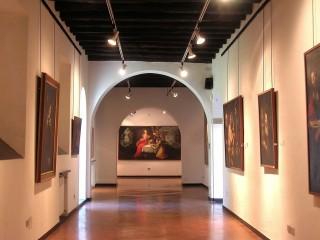 Vernissage e concerto alla Pinacoteca di Voltaggio