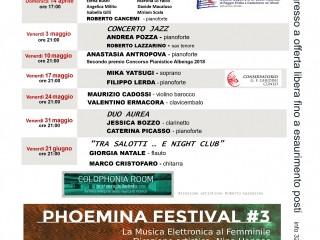 Concerts at Sala Santa Maria