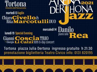 Arena Derthona Jazz