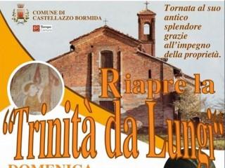 Reopening of Church della Trinità da Lungi