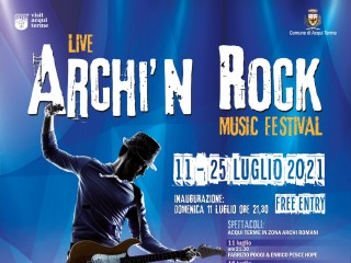 Archi'n Rock