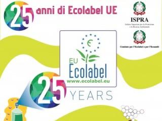25 anni di Ecolabel UE