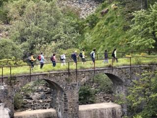 Monferrato: nordic walking in the hills