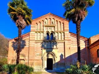 Romanesque between Piedmont and Liguria