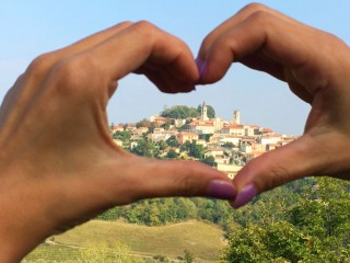 Saint Valentine's day in Monferrato