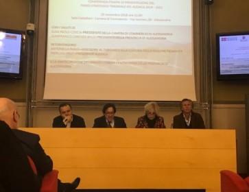Presentato il Piano Operativo Triennale Alexala 2019-2021
