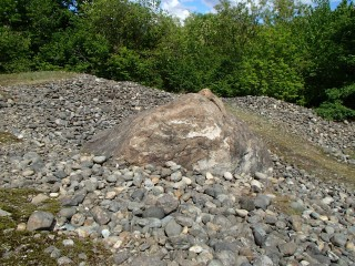 La miniera d\'oro della Bessa: Pista ciclabile dei Massi Erratici