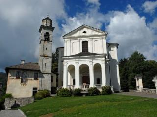 Pogno - Madonna del Sasso - Alzo - Pogno