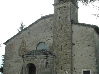 Santuario Nostra Signora della Bruceta