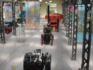 Museo delle macchine agricole Orsi