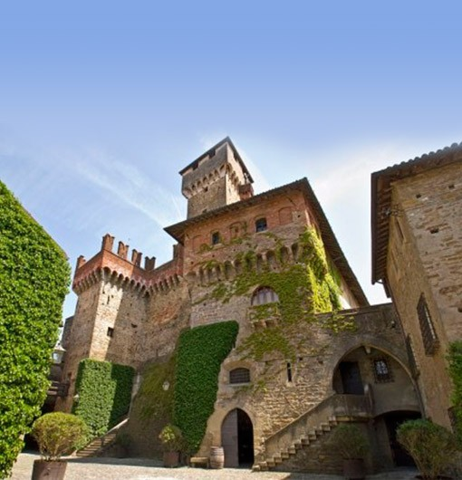 Castles, Fortresses, historical homes