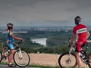 Casale Monferrato, in bici tra pianura e colline