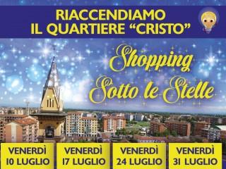 Shopping sous les étoiles au Cristo