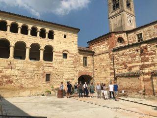 Inaugurazione all'Ecomuseo della Pietra da Cantoni