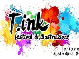 T.Ink - Illustration and comic festival
