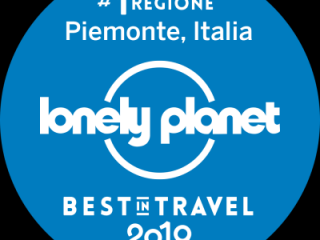 #Piemonte Best in Travel 2019 by Lonely Planet