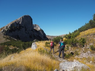 CROSS-BORDER<br/>Marguareis loop tour<br/>Trekking between Italy & France