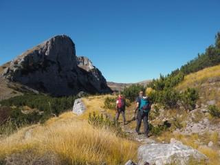 TRANSFRONTALIER<br/>Tour du Marguareis : randonnée en boucle<br/>Randonnée entre l'Italie et la France