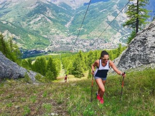 CROSS-BORDER<br/>Bardonecchia, the mountain for us<br/>A range of paths and fortifications to explore around the Balcone Trail