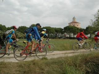 Da Santhià al Lago di Viverone - Buon Cammino 4