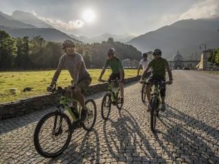La salita Biella-Oropa, Montagna Pantani del Giro d\'Italia - Tappa 8 Castellania Oropa