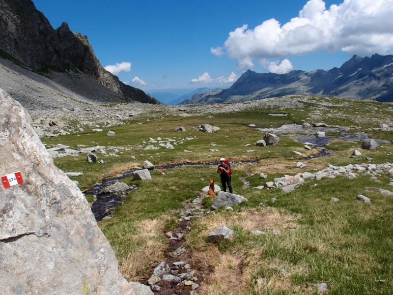 Grande Traversata delle Alpi - GTA: Tratto Nord Piemonte