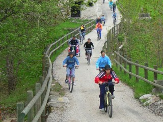 Vigezzo by bike: route 1 Druogno - Re \