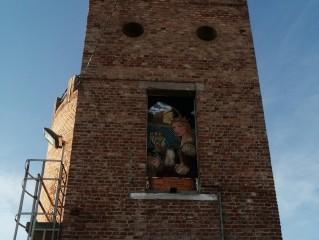 Torre dell\'Antico Castello di Agliano Terme