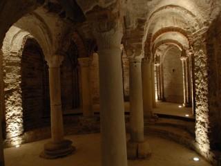 Cripta e Museo di S. Anastasio