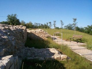 Area archeologica di via Rinarolo a Tortona